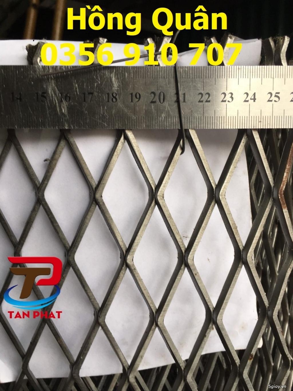 Lưới hình thoi, lưới mắt cáo, lưới kẽm giá tốt - 1