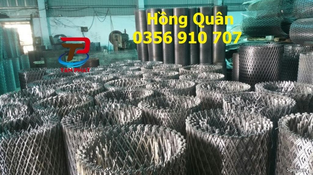 Lưới mắt cáo, lưới mạ kẽm hình thoi dây 2ly,3ly, lưới sắt - 3