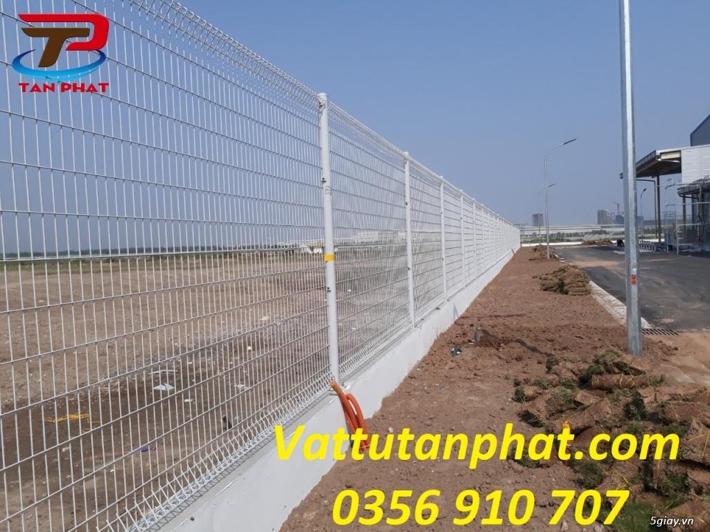 Hàng rào lưới thép sơn tĩnh điện, hàng rào B40, hàng rào thép - 3