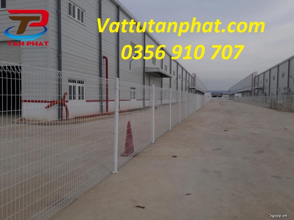 Hàng rào lưới thép sơn tĩnh điện, hàng rào B40, hàng rào thép - 2