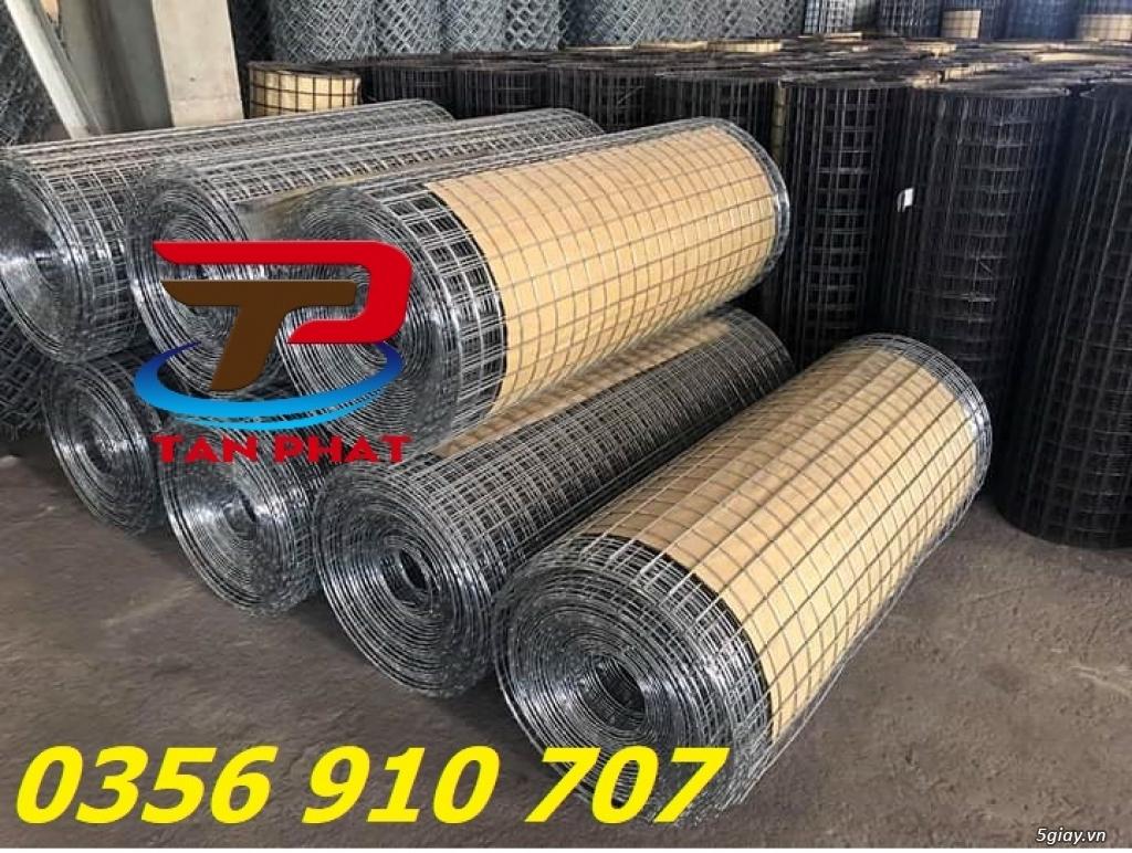 Hàng rào lưới thép hàn, hàng rào thép mạ kẽm D4,D6, hàng rào bảo vệ - 4