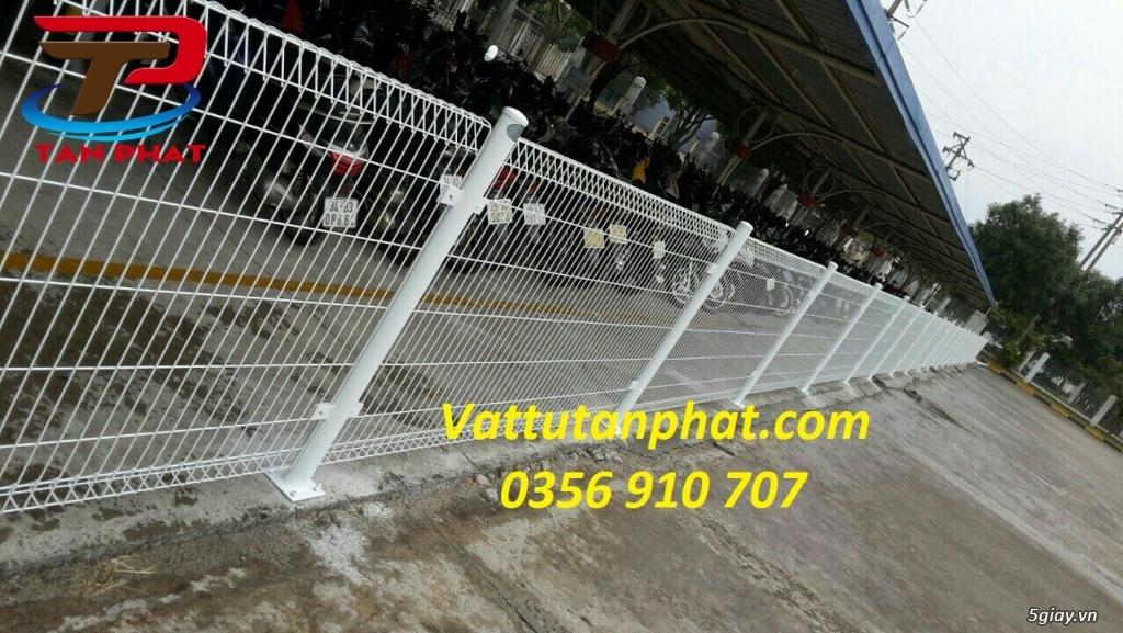 Hàng rào lưới thép sơn tĩnh điện, hàng rào B40, hàng rào thép - 6