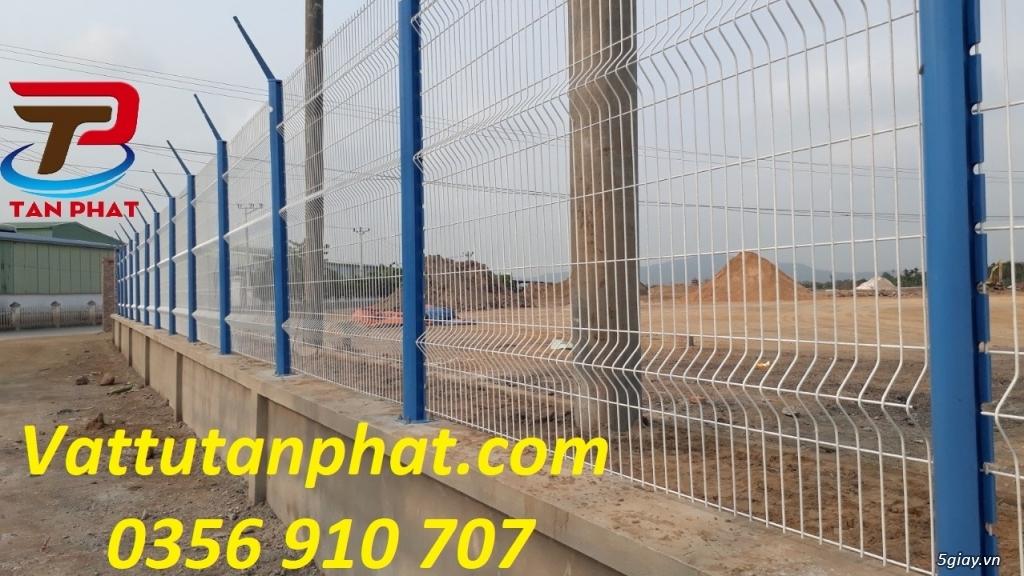 Hàng rào lưới thép hàn, hàng rào thép mạ kẽm D4,D6, hàng rào bảo vệ