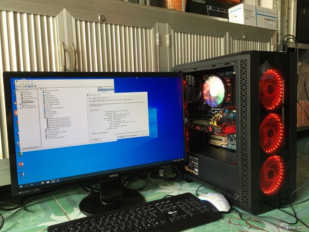 CÒN VÀI EM AMD x6 1050t CHUYÊN GAME - ĐỒ HỌA -VĂN PHÒNG .... - 2