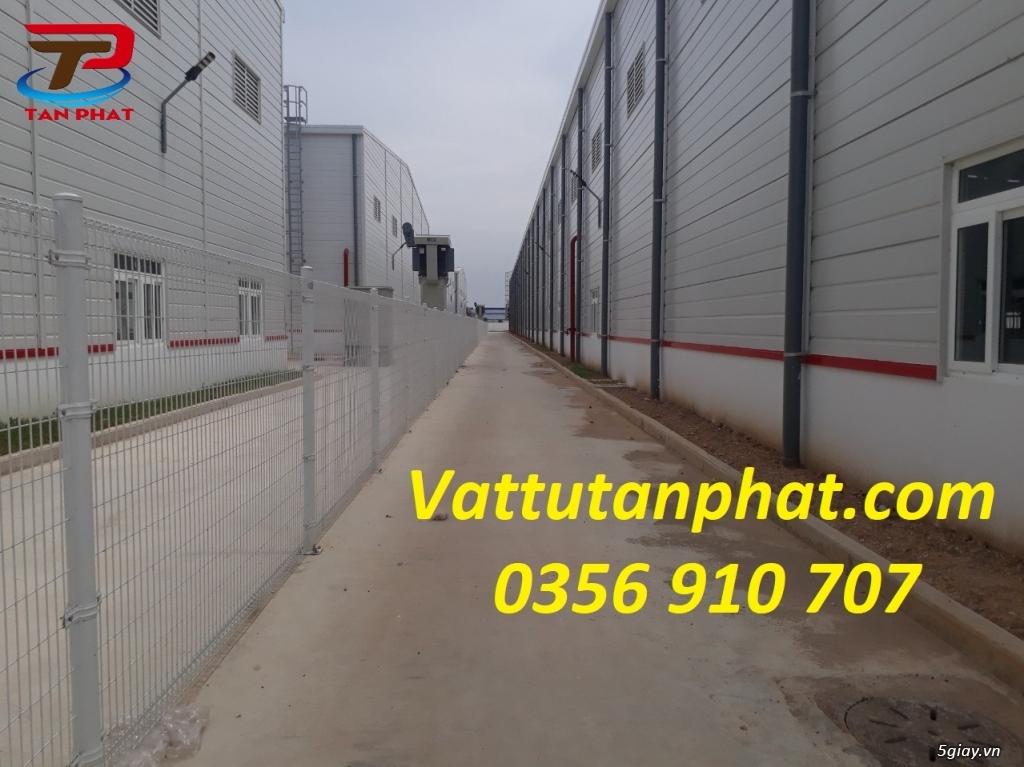 Hàng rào lưới thép sơn tĩnh điện, hàng rào B40, hàng rào thép - 5