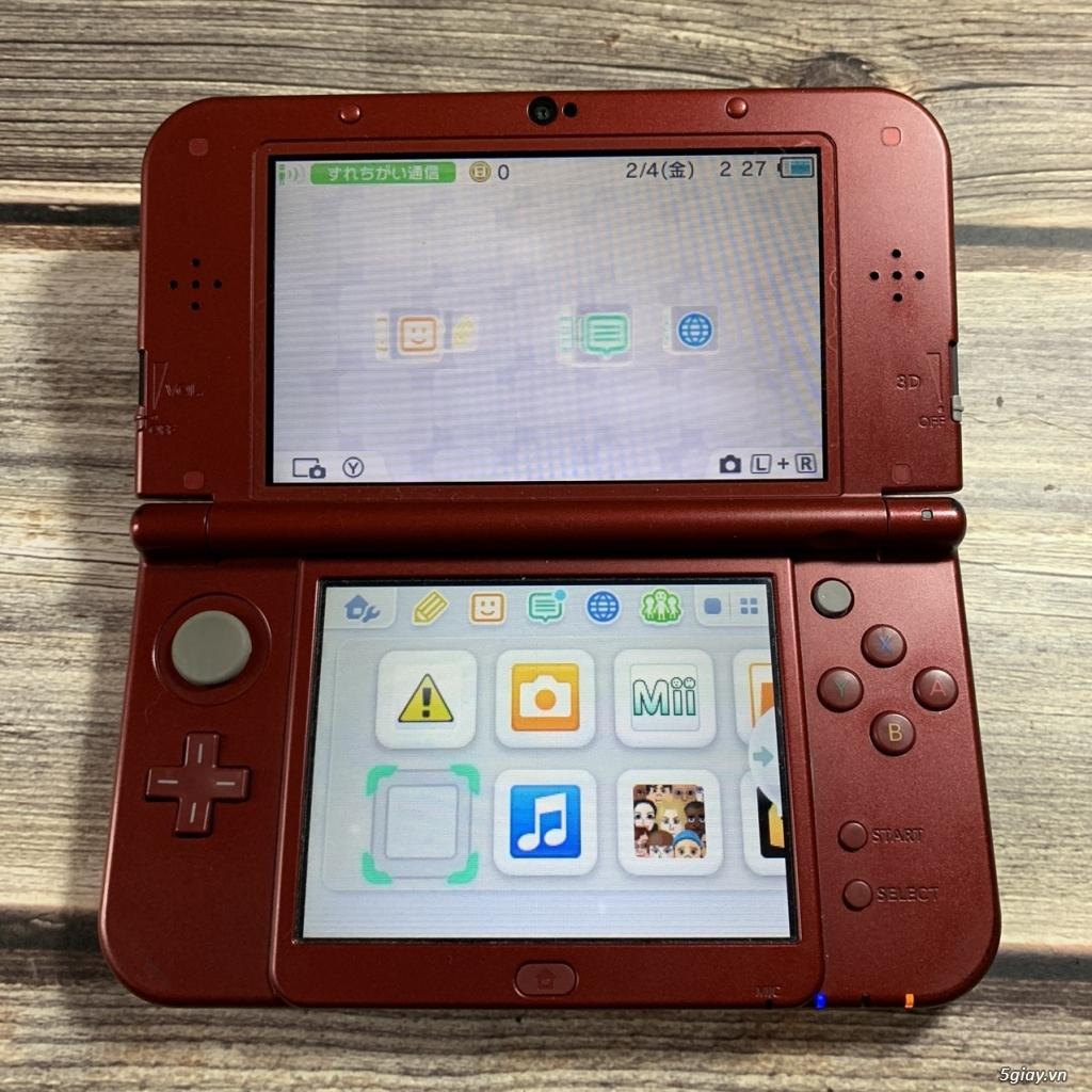 [Máy Nhật Cũ] Máy Chơi Game New Nintendo 3DS LL Code 32934 - 1