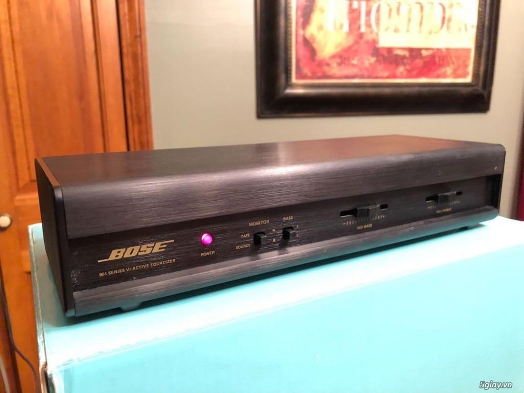 Bán dàn Karaoke loa Bose 901,Receiver 901, Mixer, DH 3600,Shure - 2