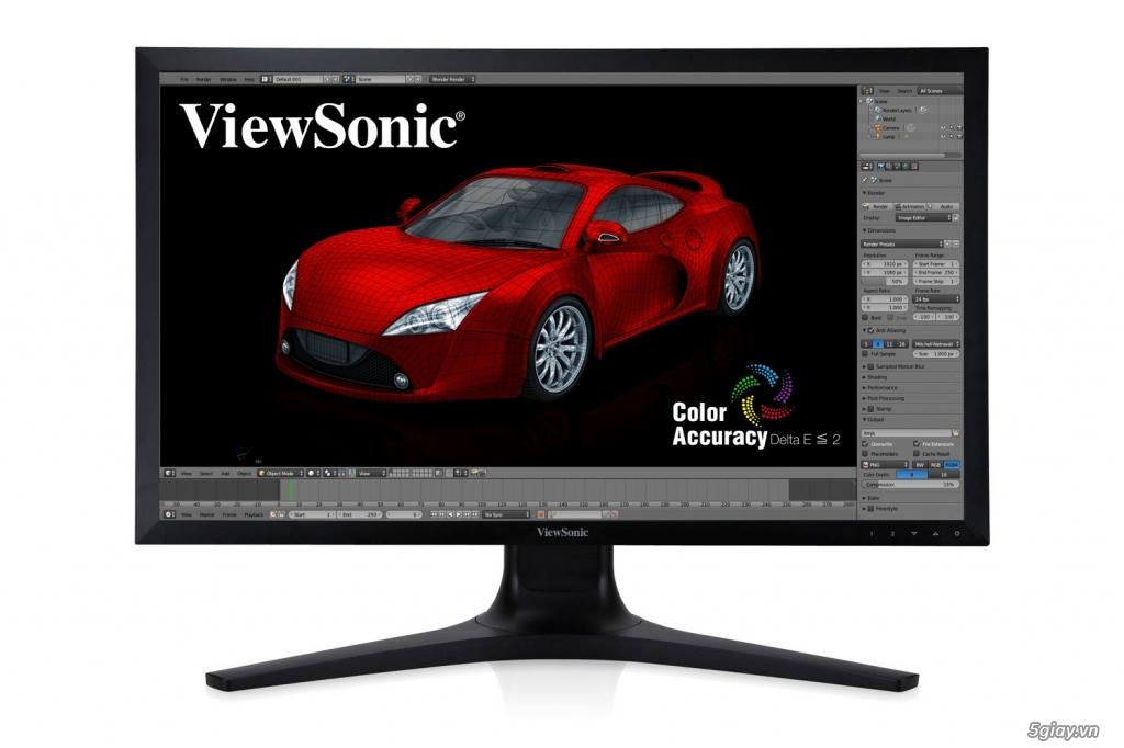 Màn hình LCD LG , Viewsonic 22-27inch cũ - 6