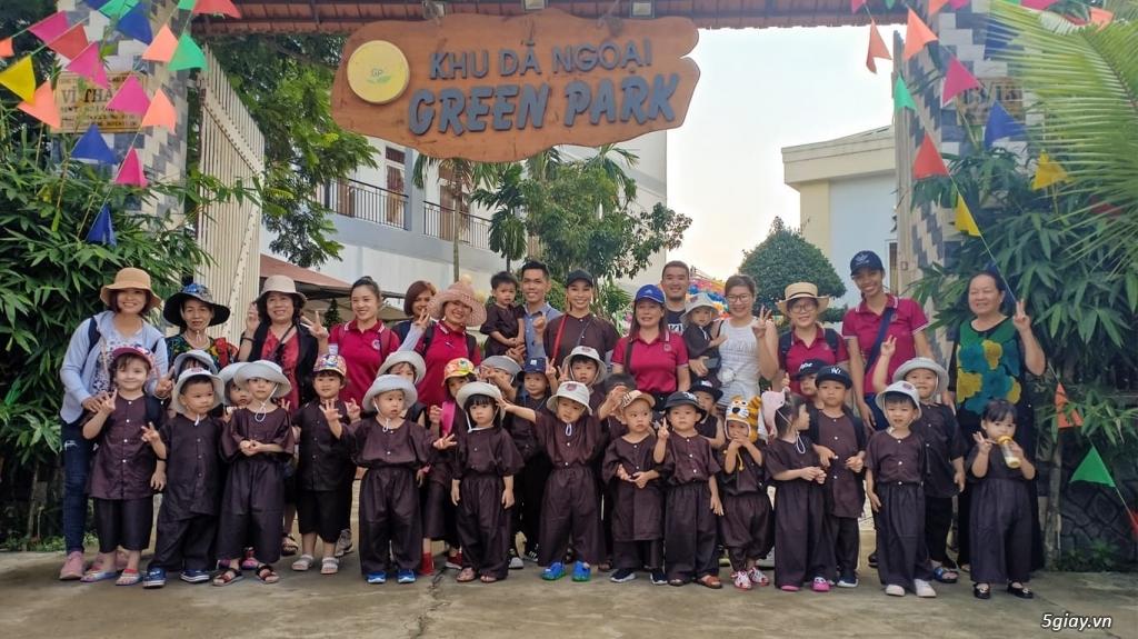 Ngoại khóa Green Park cho học sinh - 3