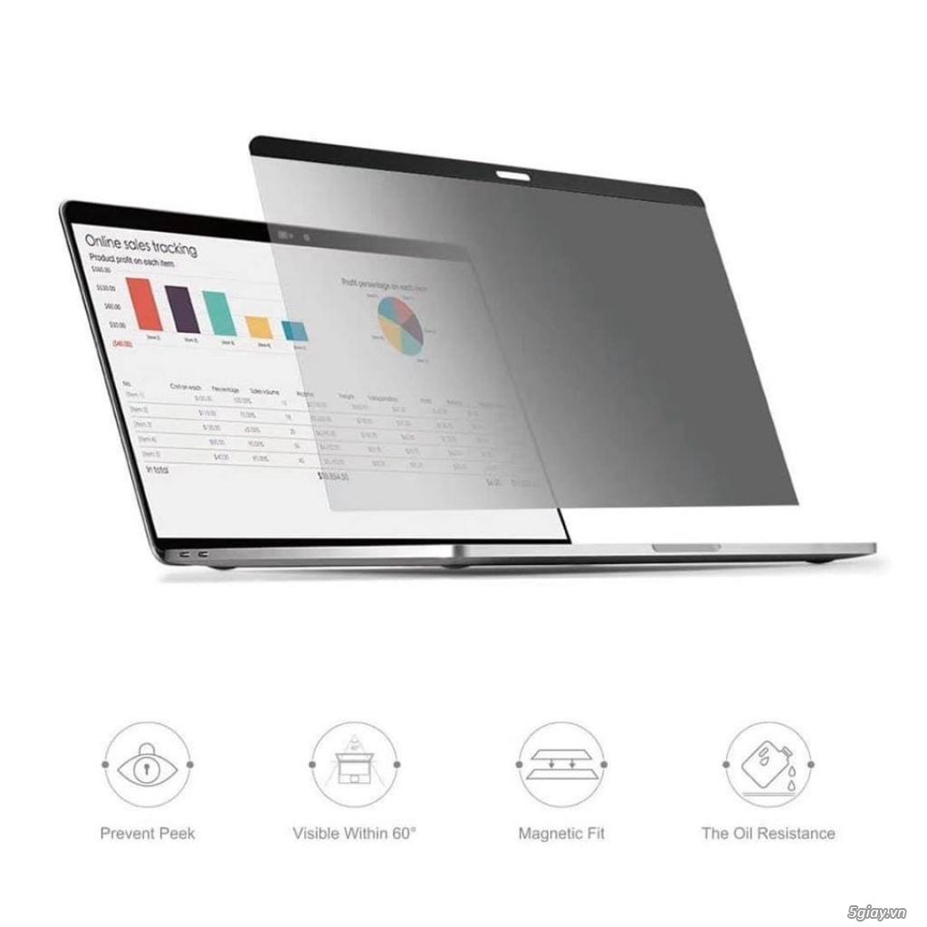 Cường lực chống nhìn trộm cho Macbook - 5