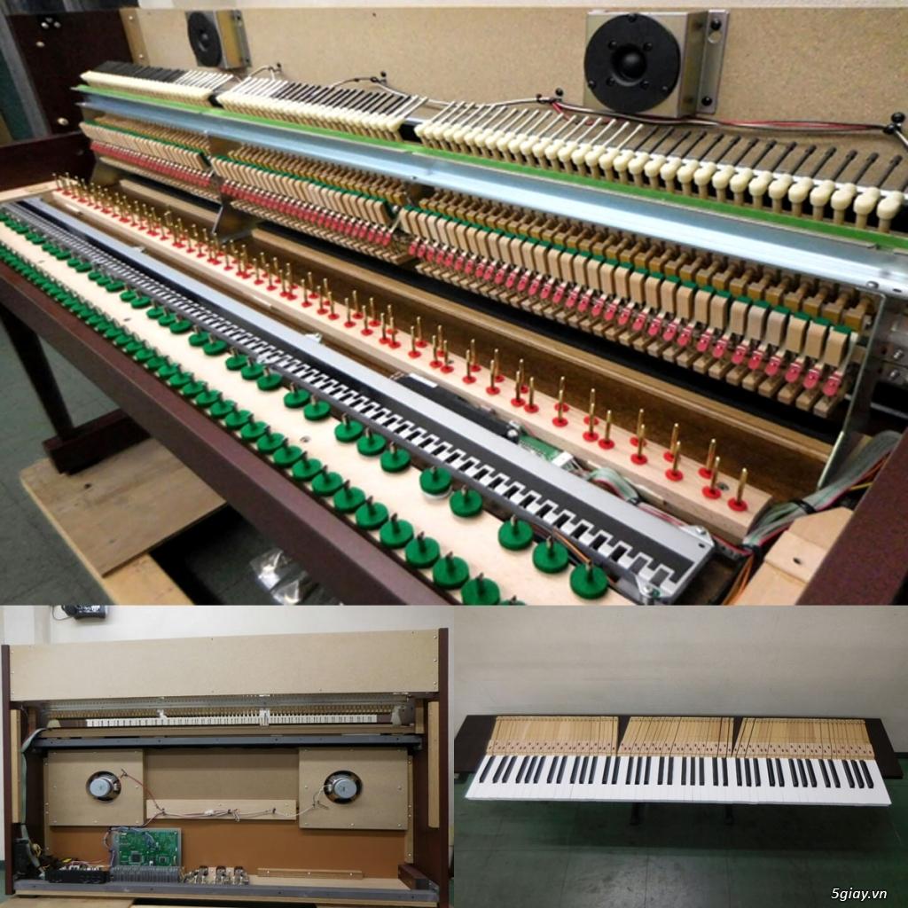 Đàn Piano Yamaha Dup 7 Nhật chính hãng - 3