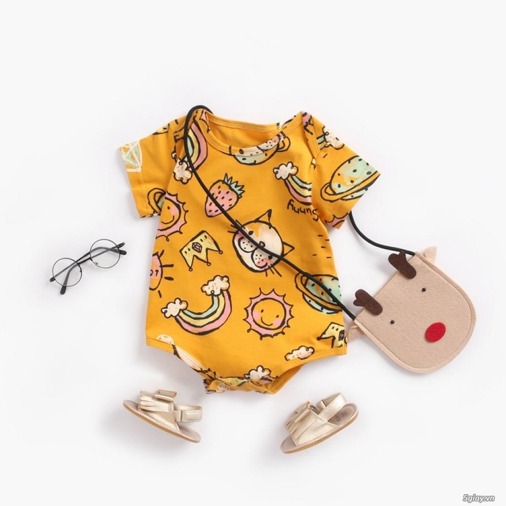 Xả lô hàng quần áo cho bé giá rẻ - 6