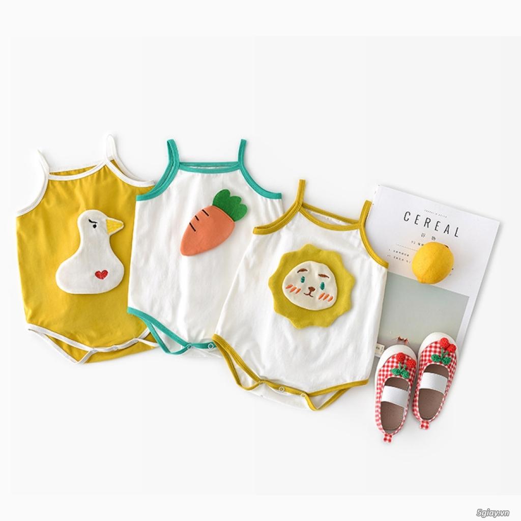 Xả lô hàng quần áo cho bé giá rẻ - 3