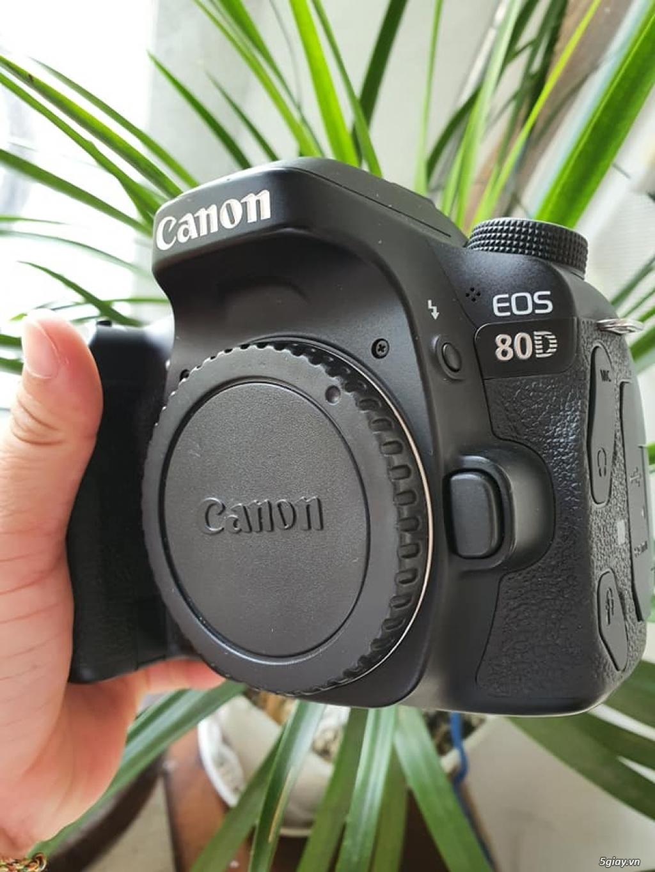 Body Canon 80D - 1