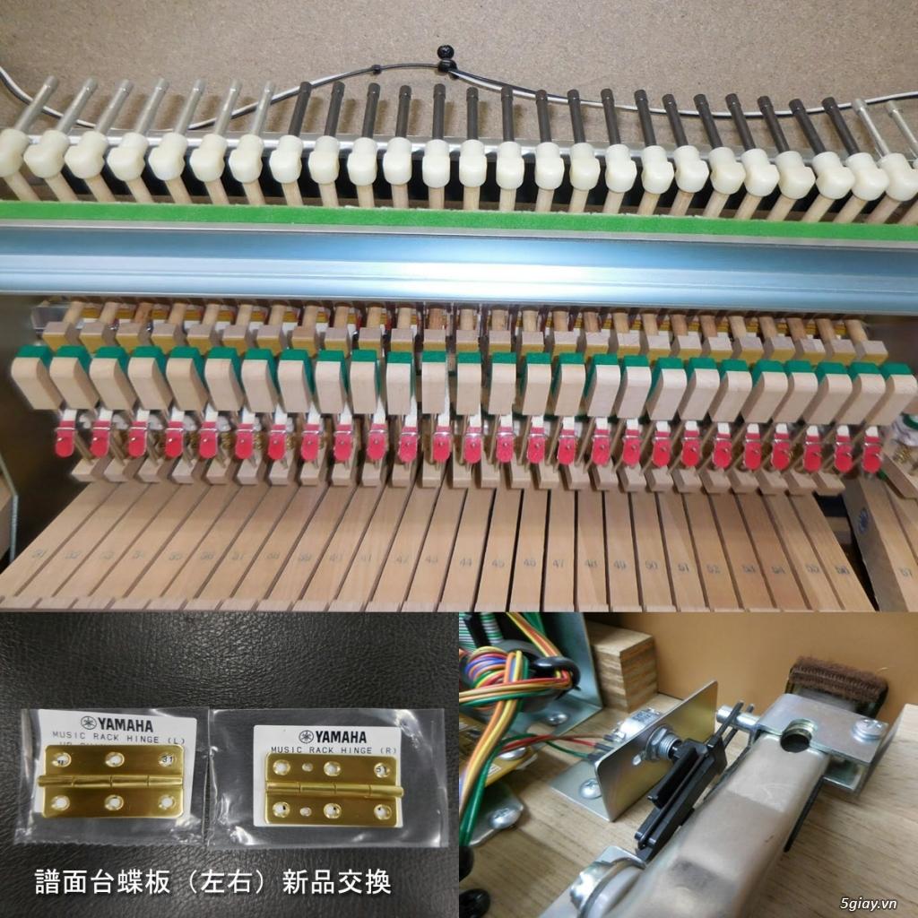 Đàn Piano Yamaha Dup 7 Nhật chính hãng - 1