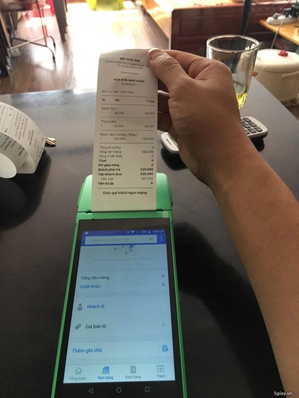 Máy bán hàng cầm tay SM Plus - 1