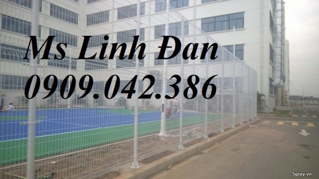 lưới thép hàng rào mạ kẽm - 6
