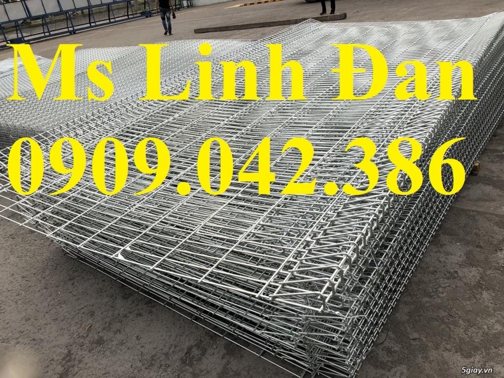lưới thép hàng rào mạ kẽm - 4