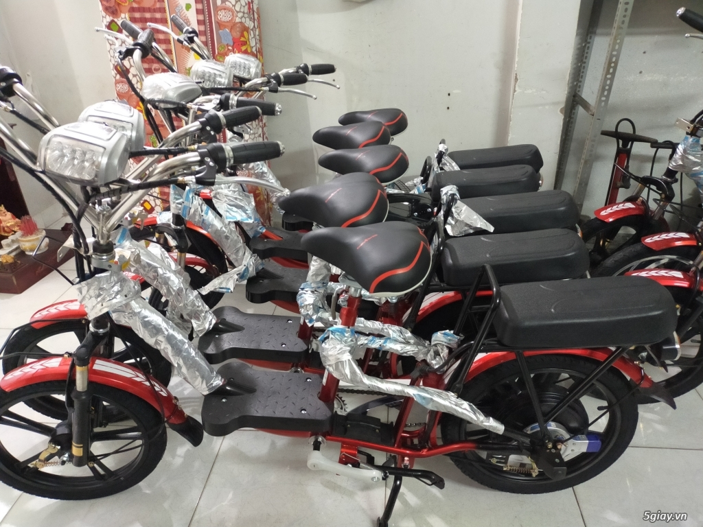 Thanh lý xe đạp điện 4 bình mới 100% BH 2 năm
