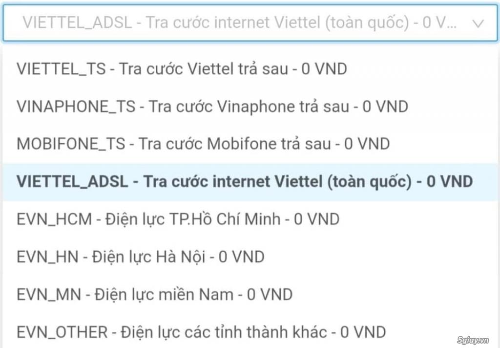 Tạo TK nạp tiền ĐTDĐ + Game + Internet CK cao  - và web nạp 1k nuôi sim SLL, Nạp số dư tự động 24/24 - 3