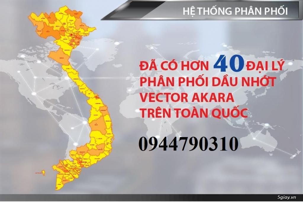 Dầu nhớt VECTOR - Tìm nhà phân Phối dầu nhớt trên toàn quốc - 2