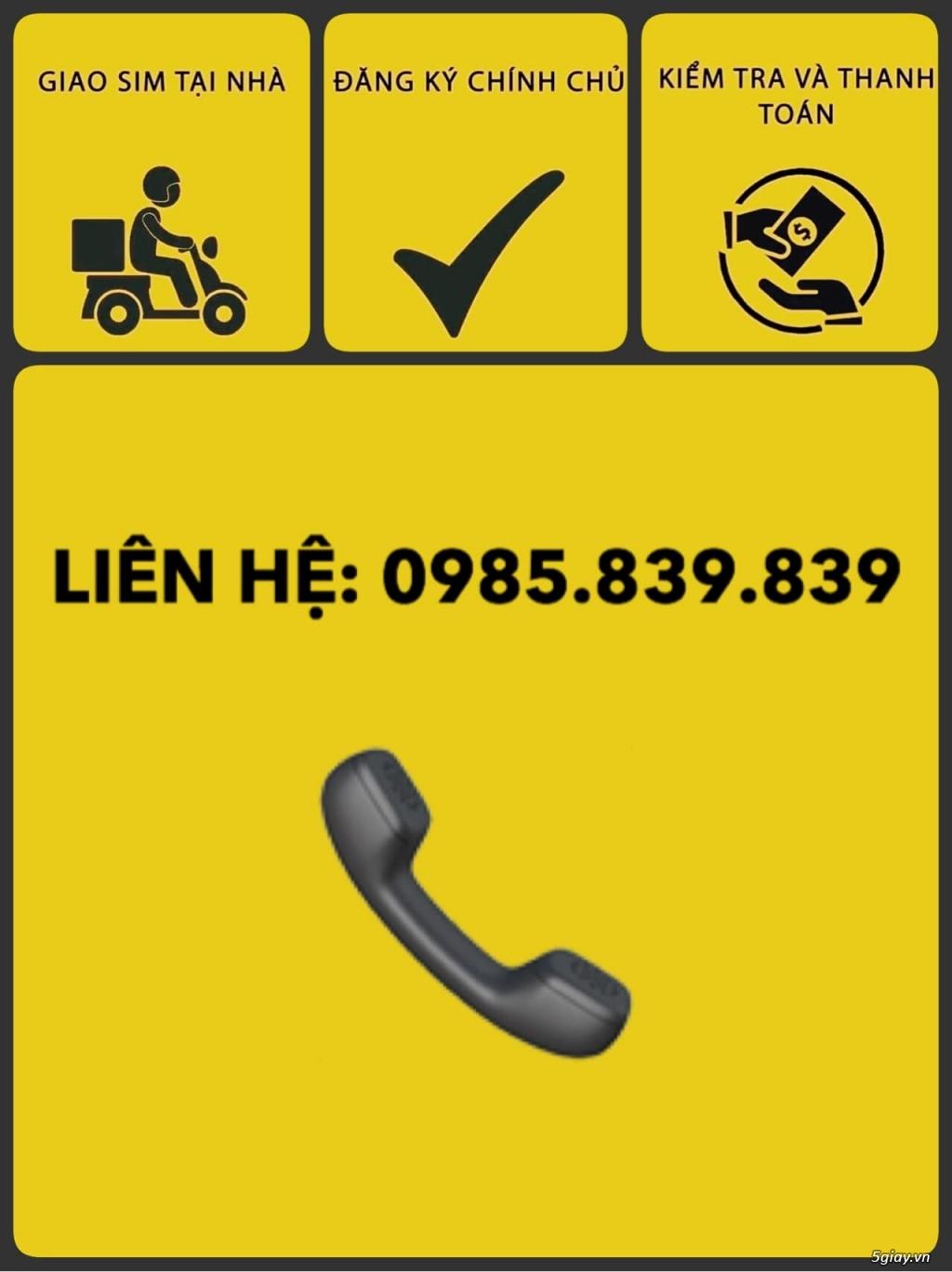 Chuyên sim đẹp giá rẻ hàng chuẩn sim cặp Tình Nhân, Taxi Tiến, Sảnh Tiến, đuôi ABAB, Tam Hoa ...