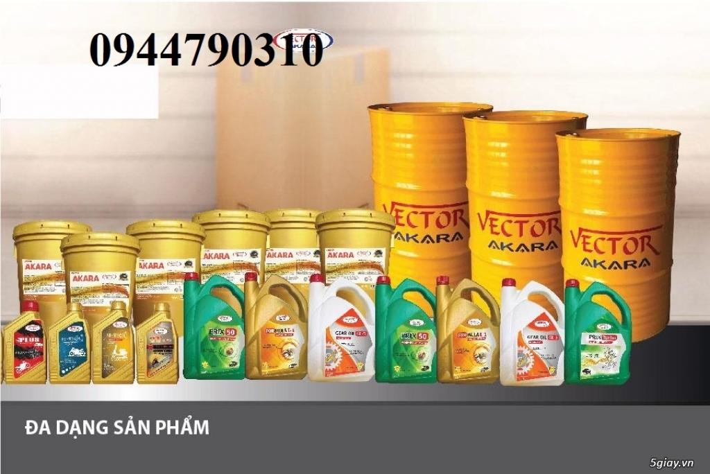 Dầu nhớt VECTOR - Tìm nhà phân Phối dầu nhớt trên toàn quốc - 1