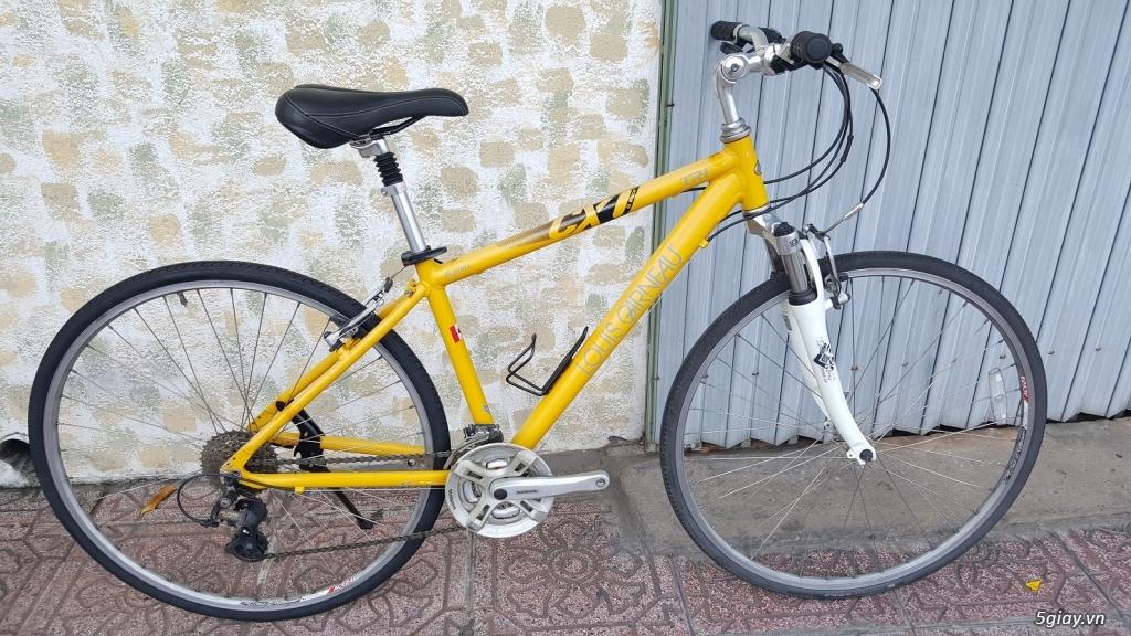 Xe đạp - Nhật - Anh - Pháp - Mỹ - Canada - Tây Ban Nha - Italia - Đức - 26