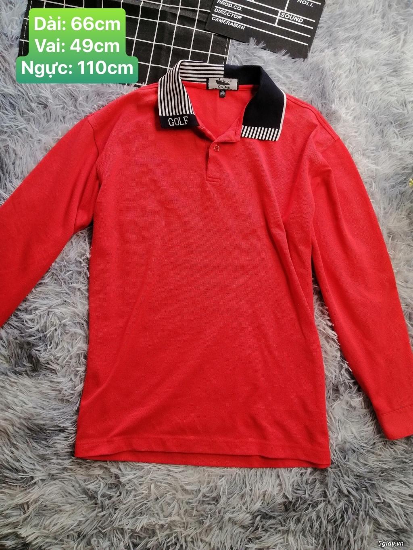 Áo thun nam tay dài đồng giá 70k Size L -XL - 7
