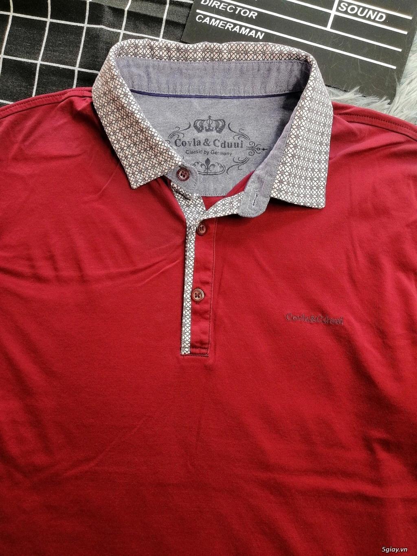Áo thun nam tay dài đồng giá 70k Size L -XL - 4