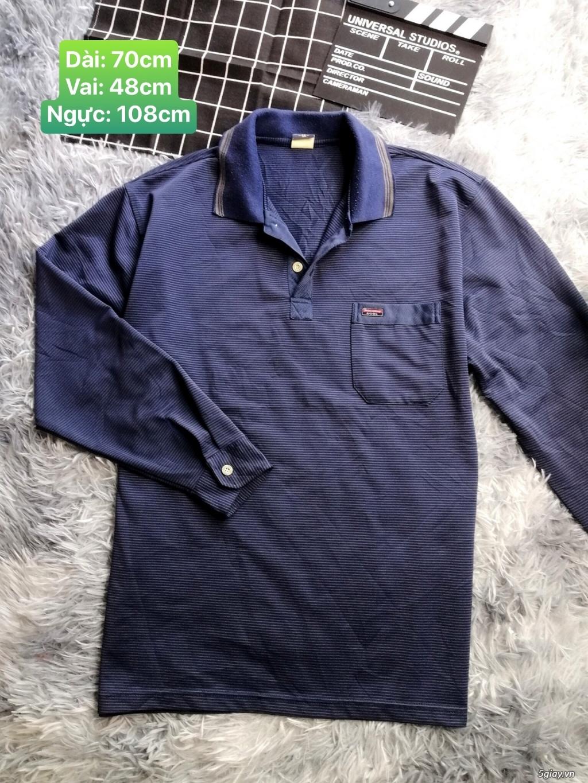 Áo thun nam tay dài đồng giá 70k Size L -XL - 5