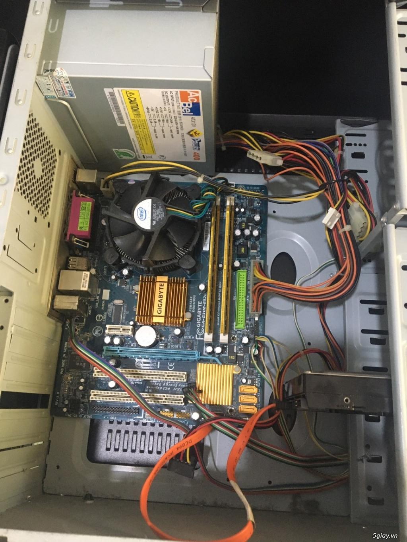 10 Thùng CPU giga G31/core2-6500/2G/80G(Nguồn ACBEL 350W or 400W) - 1