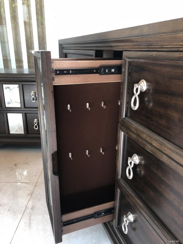 nội thất đồ gỗ xuất qua HÀ LAN_ bể hợp đồng thanh lý giá rẻ - 11