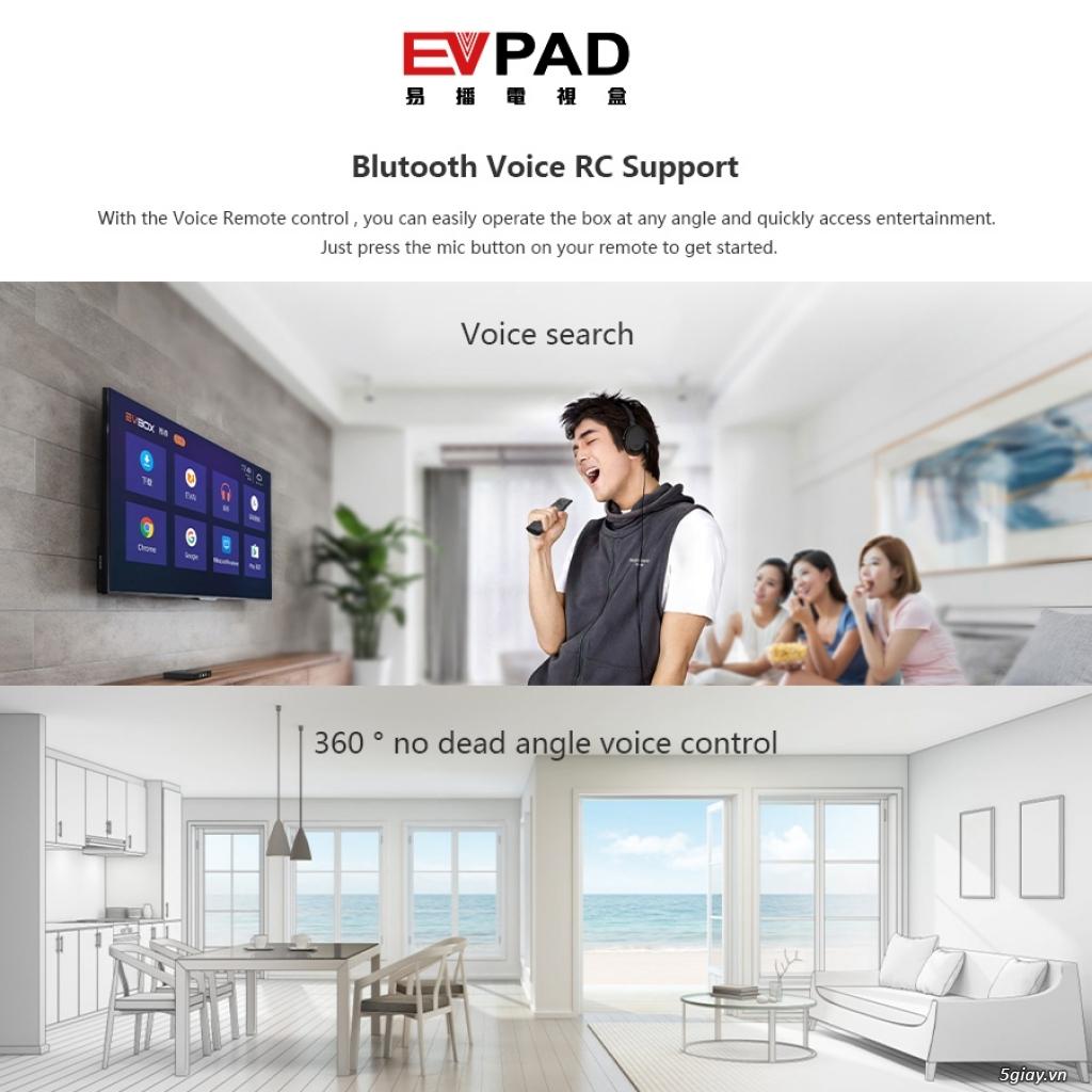 TVBOX EVPAD 5 PRO