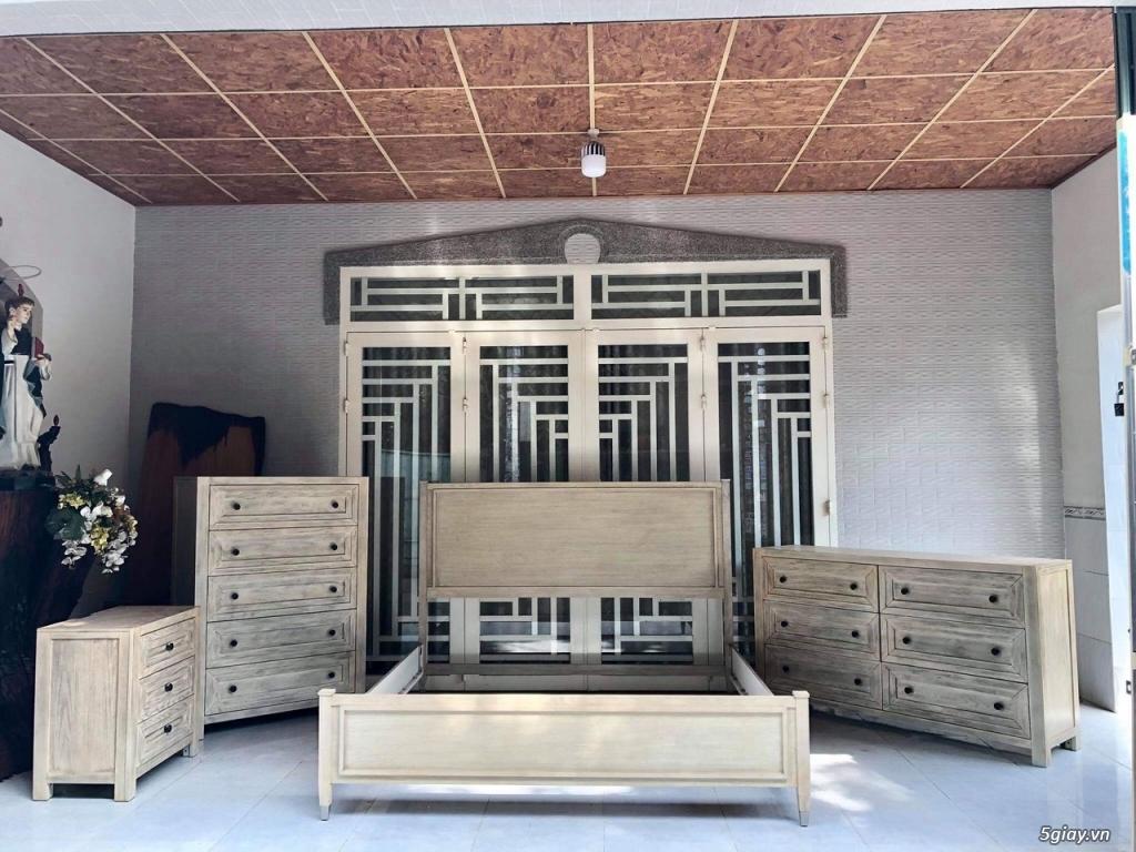nội thất đồ gỗ xuất qua HÀ LAN_ bể hợp đồng thanh lý giá rẻ - 9