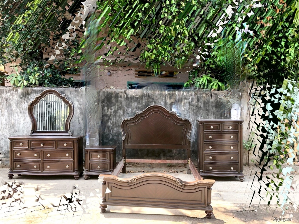 nội thất đồ gỗ xuất qua HÀ LAN_ bể hợp đồng thanh lý giá rẻ - 7