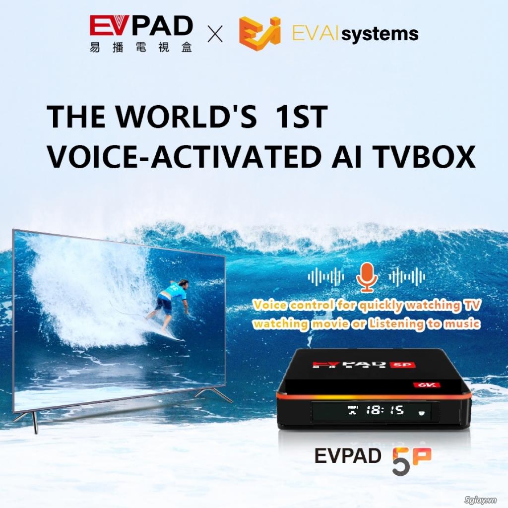 TVBOX EVPAD 5 PRO - 3