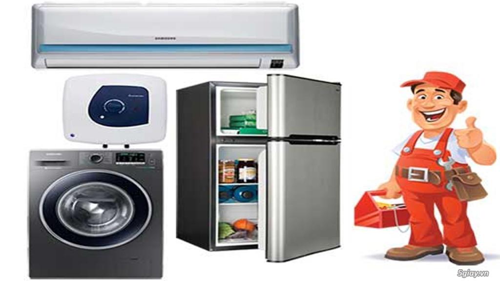 bảo trì sửa máy giặt tủ lạnh tại quy nhơn - 1