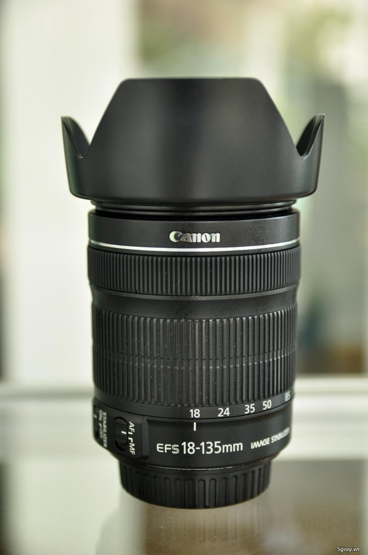 Cần bán: Lens Canon 18-135 IS STM - 4