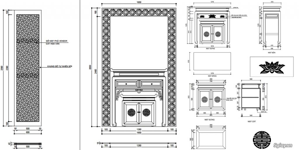 Nội thất zapo Thiết kế miễn phí nội thất  theo yêu cầu khi thi công - 1