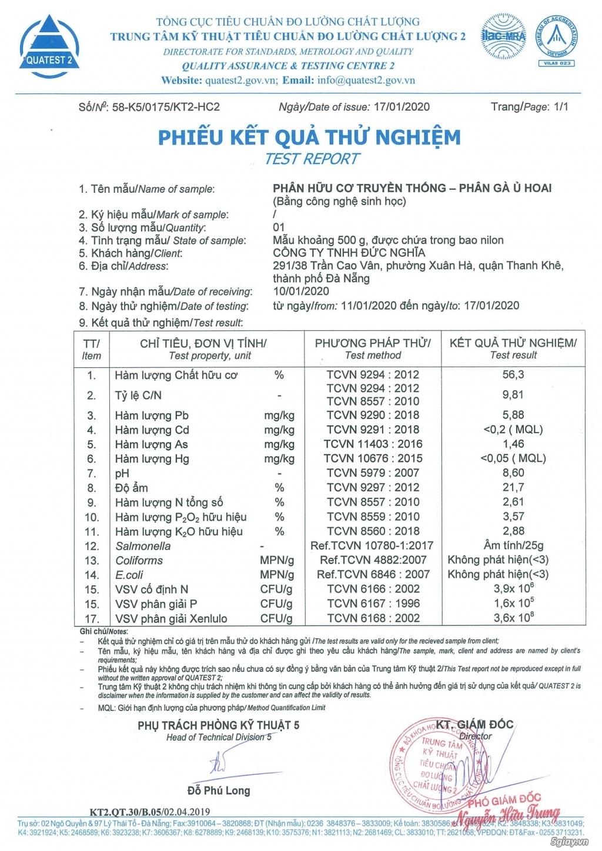 Cung cấp sỉ và lẻ phân gà ủ hoai tại Đà Nẵng (Mr Cần:0907.556.354) - 2