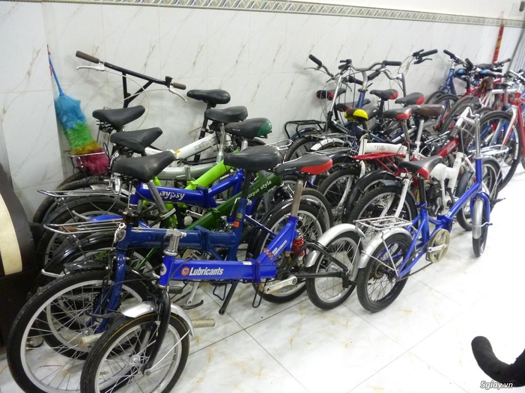 Chuyên bán xe đạp Nhật hàng bãi (secondhand bikes)