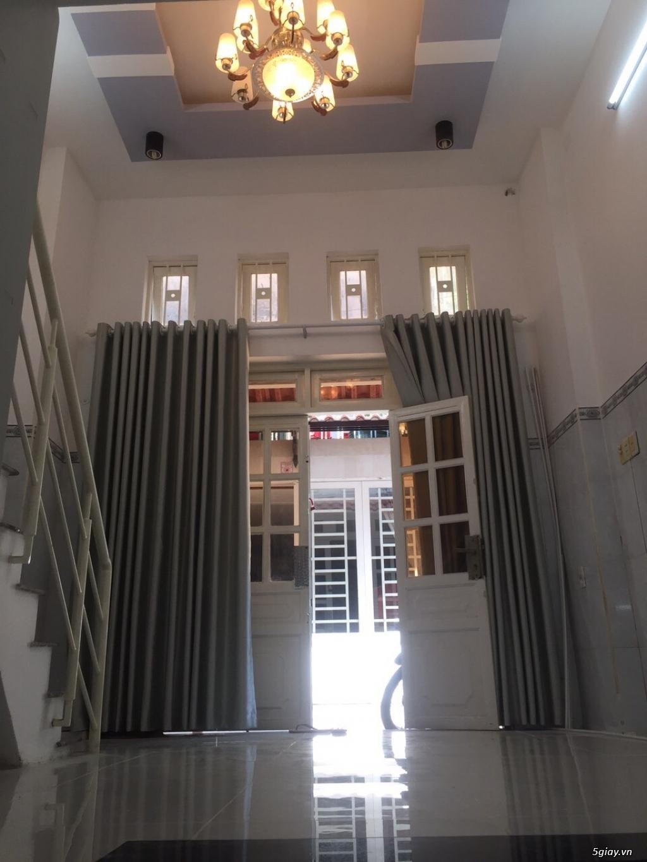 Bán nhà 4x7m đúc 2 lầu.hẻm 3m Quang Trung,P10,Gò vấp - 1