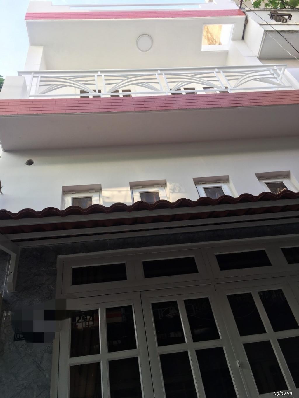 Bán nhà 4x7m đúc 2 lầu.hẻm 3m Quang Trung,P10,Gò vấp - 3