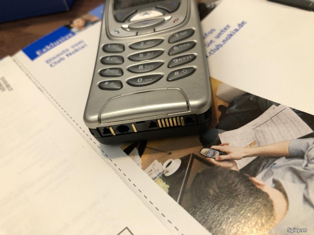 Nokia 6310i Silver Germany Brandnew Fullbox chưa sd, hàng ST Kinh điển - 52