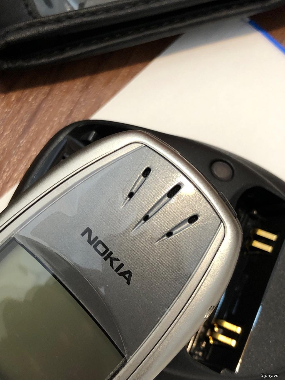 Nokia 6310i Silver Germany Brandnew Fullbox chưa sd, hàng ST Kinh điển - 26