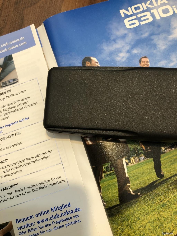 Nokia 6310i Silver Germany Brandnew Fullbox chưa sd, hàng ST Kinh điển - 50