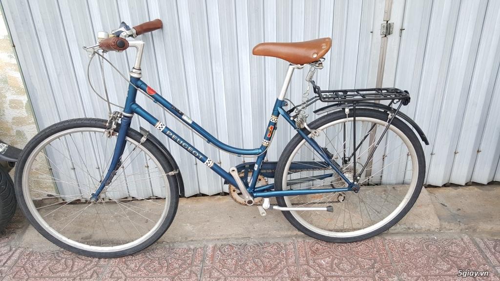 Xe đạp - Nhật - Anh - Pháp - Mỹ - Canada - Tây Ban Nha - Italia - Đức - 11
