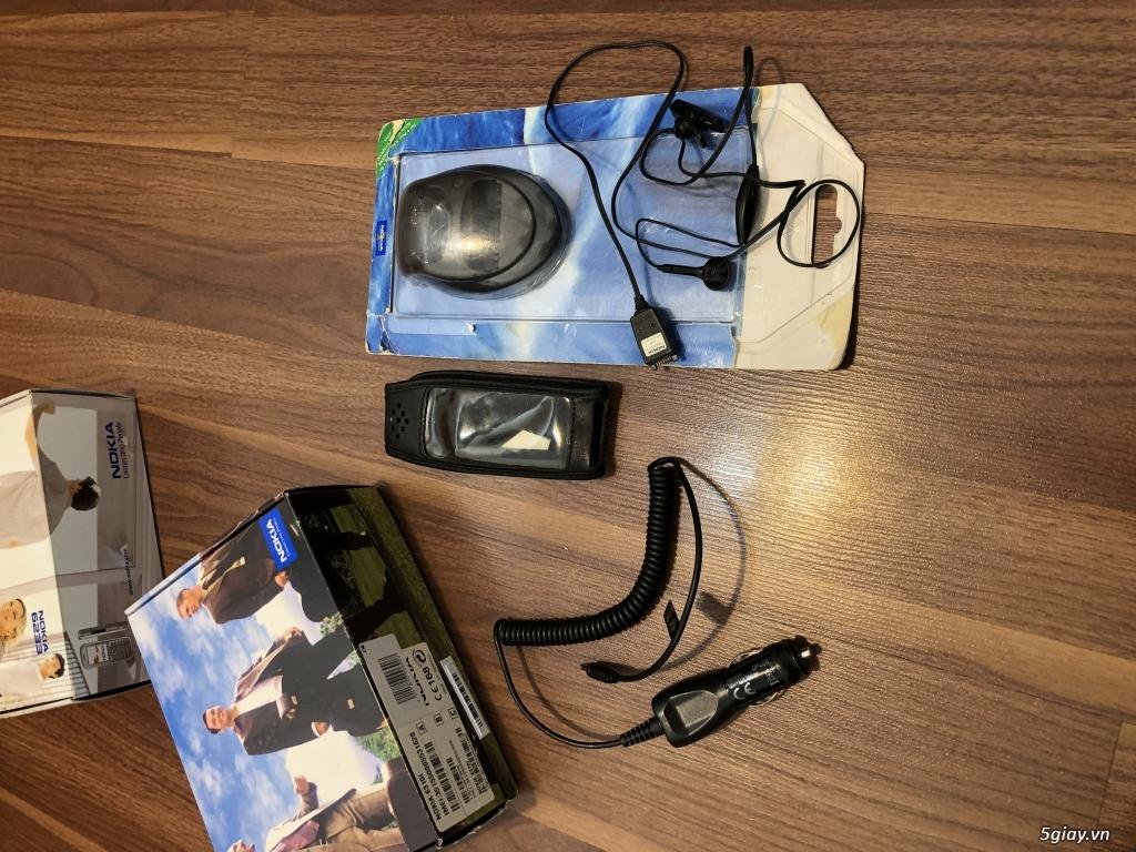 Nokia 6310i Silver Germany Brandnew Fullbox chưa sd, hàng ST Kinh điển - 92