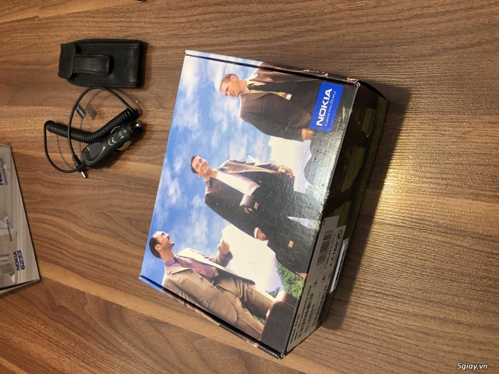 Nokia 6310i Silver Germany Brandnew Fullbox chưa sd, hàng ST Kinh điển - 98